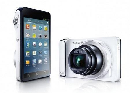 Galaxy Camera: