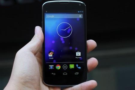 Nexus 4: