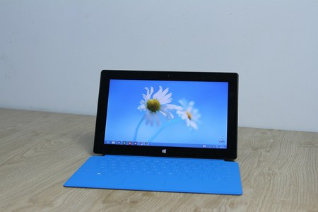 Surface: