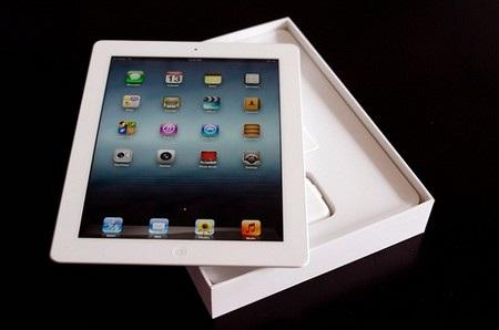 New iPad: