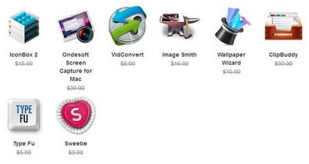 Các phần mềm có trong gói khuyến mãi bao gồm: