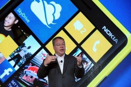 CEO Stephen Elop tin tưởng Nokia đang đi đúng hướng