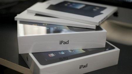 Apple công bố phiên bản iPad 128GB, bán ra từ tháng 2