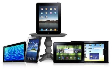 Chưa có một đối thủ nào đủ sức để cạnh tranh với iPad trên thị trường máy tính bảng