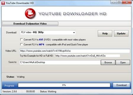 Mẹo hay dễ dàng download video chất lượng cao từ Youtube
