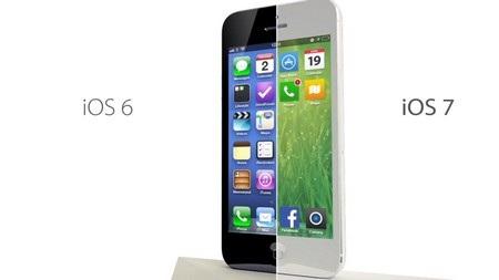 iOS 7 sẽ có sự thay đổi lớn về thiết kế?