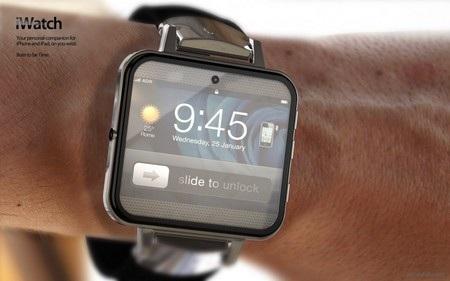 Đồng hồ thông minh iWatch sẽ xuất hiện tại WWDC năm nay?