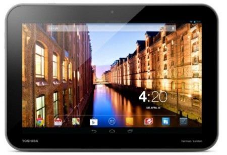 Bộ 3 máy tính bảng mới sẽ giúp Toshiba tiếp tục nuôi tham vọng ở thị trường máy tính bảng