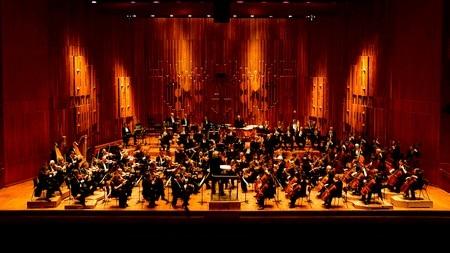 Dàn giao hưởng Luân Đôn tạo nên âm thanh đặc trưng cho nhạc chuông Vertu