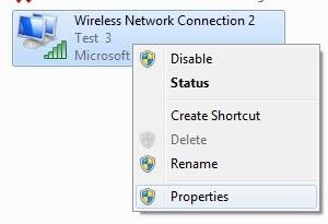 """Cuối cùng, nhấn nút """"Setup Network"""" sau khi đã hoàn tất các bước thiết lập."""