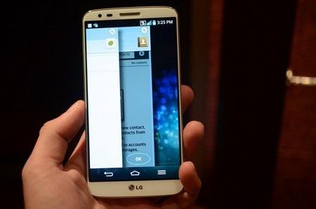 Chức năng đa nhiệm trên smartphone.