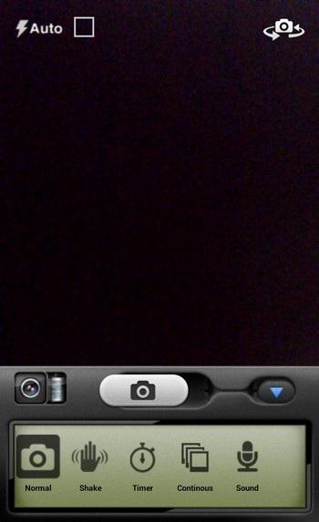 - Normal: chế độ chụp ảnh thông thường.