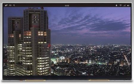Nguyên mẫu màn hình máy tính bảng 4K đầu tiên của Japan Display
