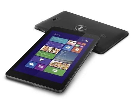 Dell xem Venue 8 Pro là chiếc máy tính bảng Windows 8 mỏng và nhẹ nhất hiện nay