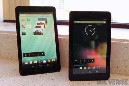 Bộ đôi máy tính bảng chạy Android của Dell