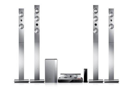 Samsung ghi dấu ấn trên thị trường âm thanh với loạt sản phẩm mới