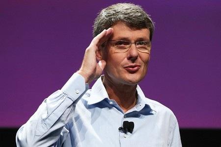 Thorsten Heins nói lời chia tay BlackBerry chỉ chưa đầy 2 năm lãnh đạo công ty