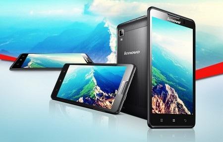 Hệ điều hành và ứng dụng trên Lenovo P780