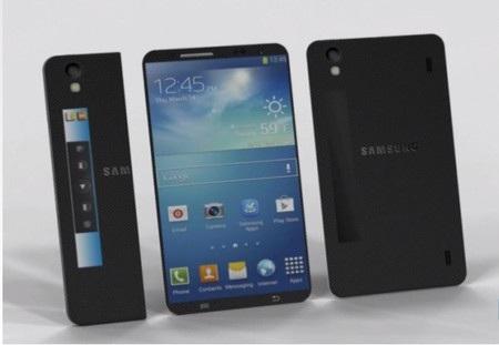 Samsung đang trong quá trình phát triển và hoàn thiện Galaxy S5 (Ảnh minh họa)