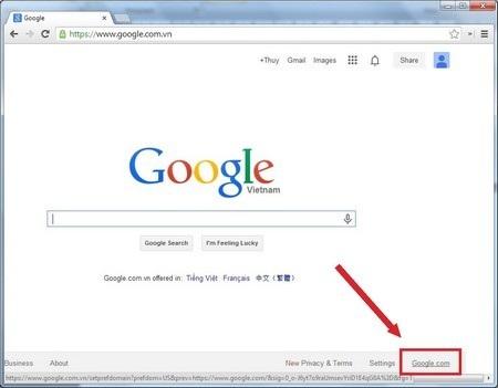 Ảnh động mô tả chức năng tìm kiếm bằng khẩu lệnh trên Chrome