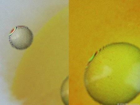 Sự khác biệt về độ nét màn hình giữa phiên bản Find 7a (Full HD) và Find 7 (2K)