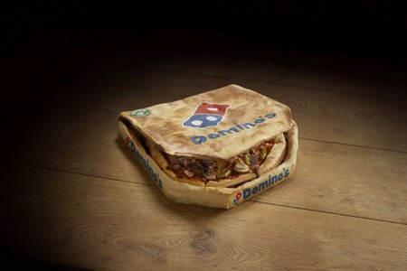 Hộp đựng bánh pizza có thể ăn được đầu tiên trên thế giới