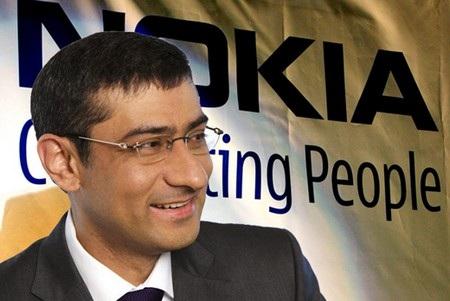 Rajeev Suri là người có thời gian dài làm việc và gặt hái nhiều thành công tại Nokia