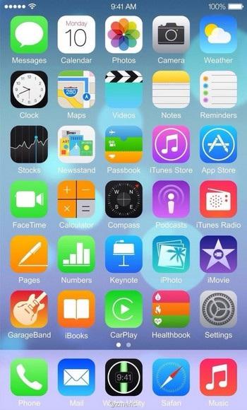 Những thay đổi và tính năng mới có thể xuất hiện trên iPhone 6