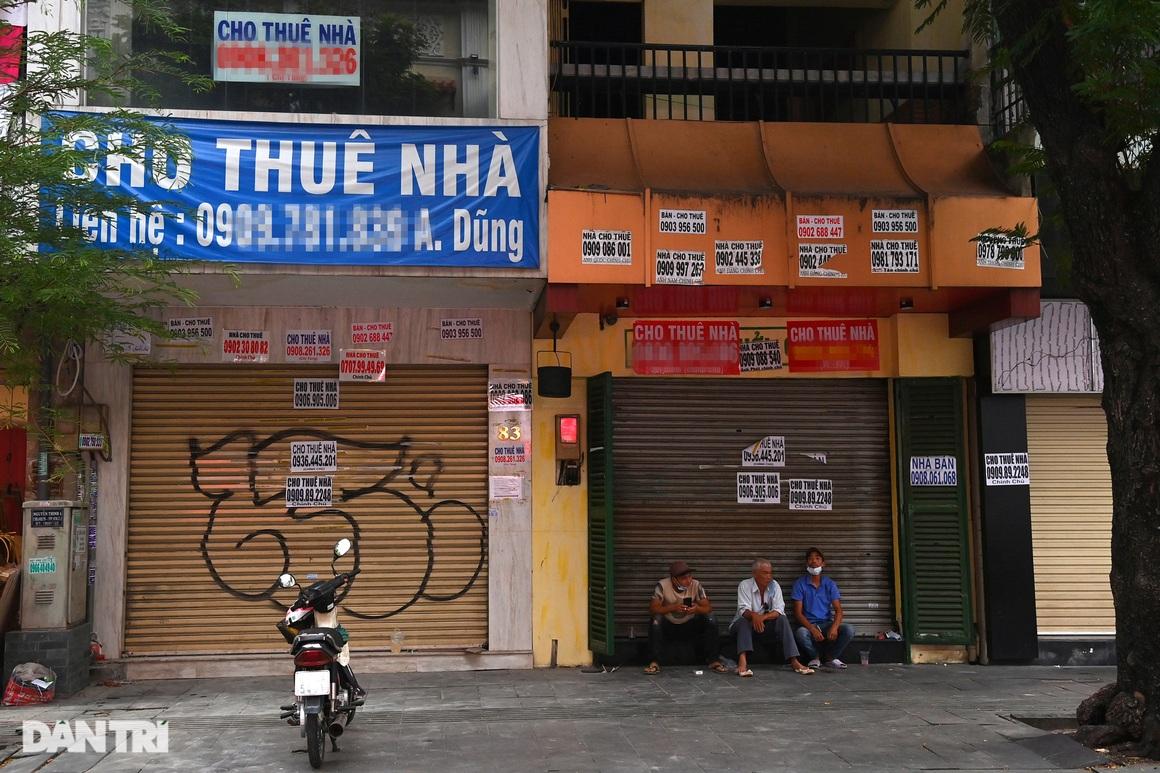 Tràn ngập biển cho thuê, bán nhà trên các tuyến phố trung tâm Sài Gòn - 13