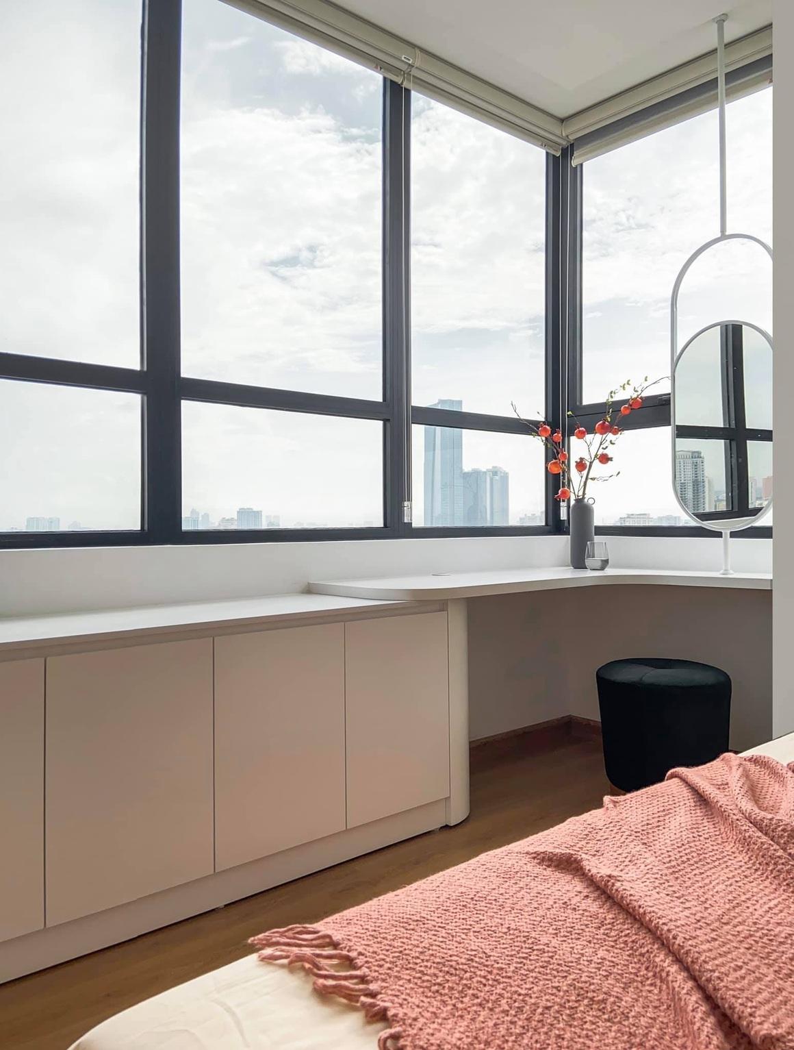 Ngắm căn hộ của gia chủ khó tính: Nội thất đẹp, lạ với tông màu xanh đậm - 15