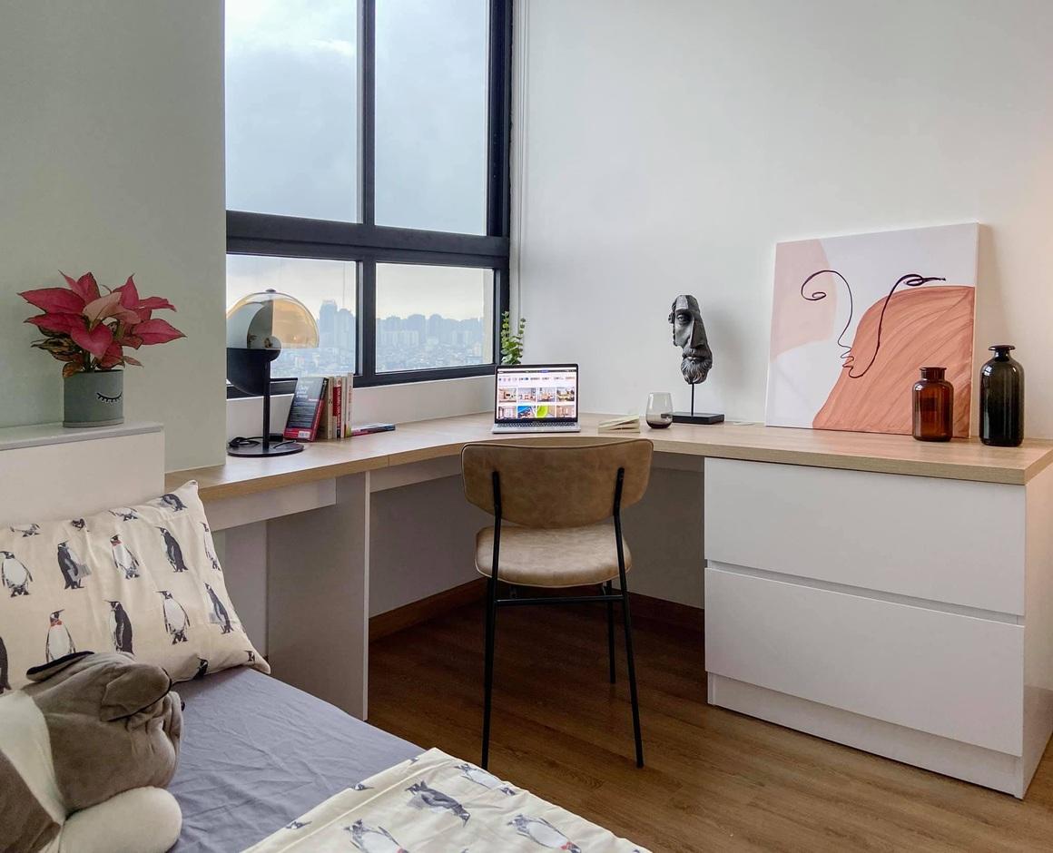 Ngắm căn hộ của gia chủ khó tính: Nội thất đẹp, lạ với tông màu xanh đậm - 18