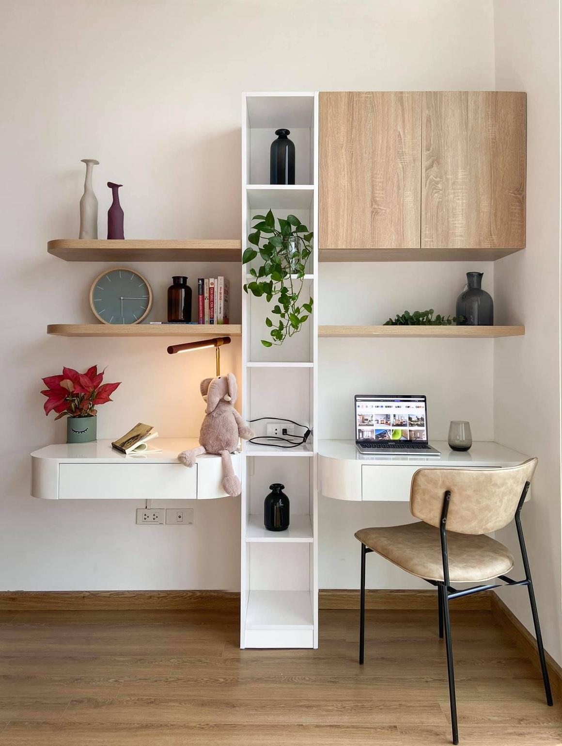 Ngắm căn hộ của gia chủ khó tính: Nội thất đẹp, lạ với tông màu xanh đậm - 17