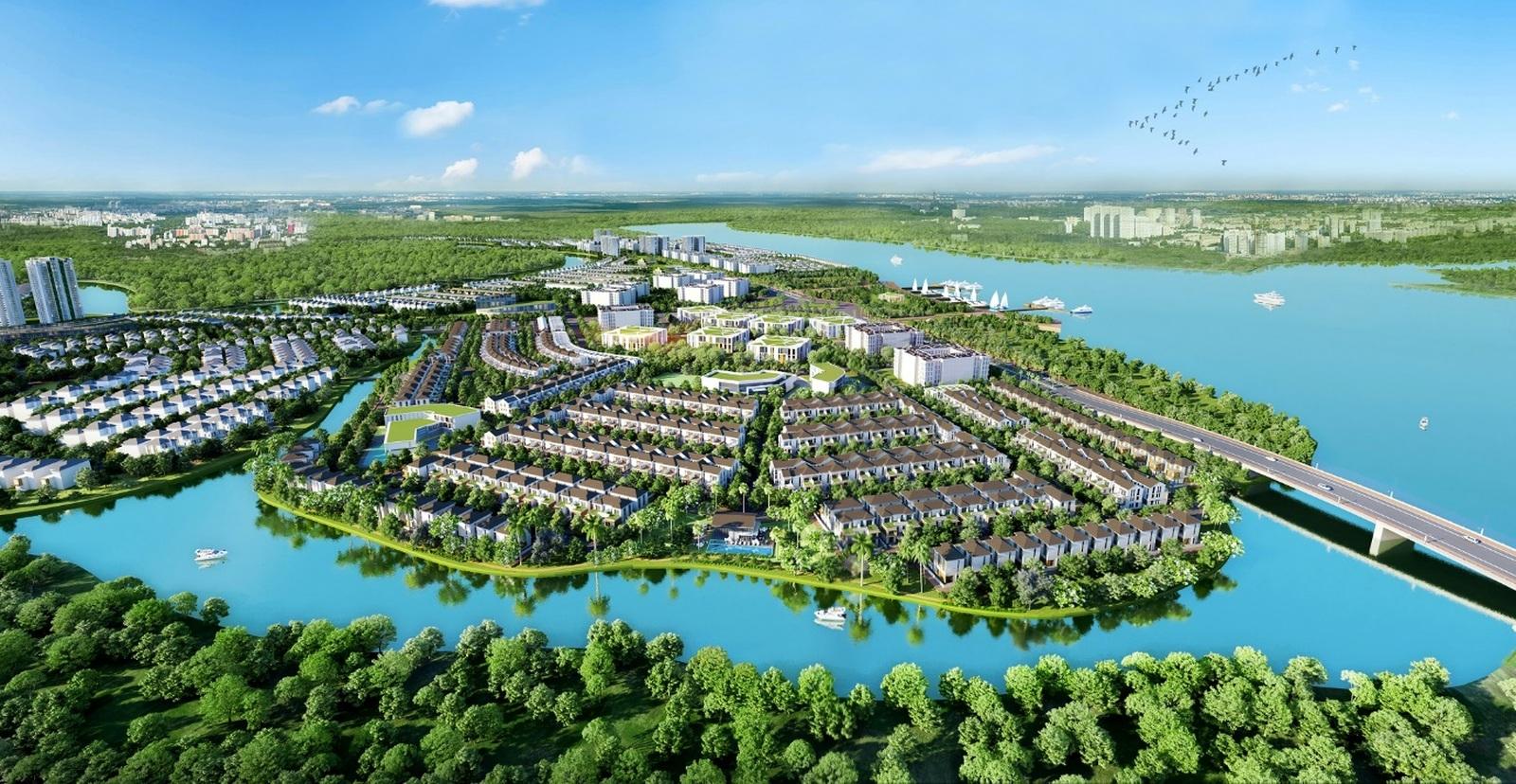 Đô thị sinh thái thông minh Aqua City: Xứng tầm đẳng cấp - Hấp dẫn đầu tư - 1