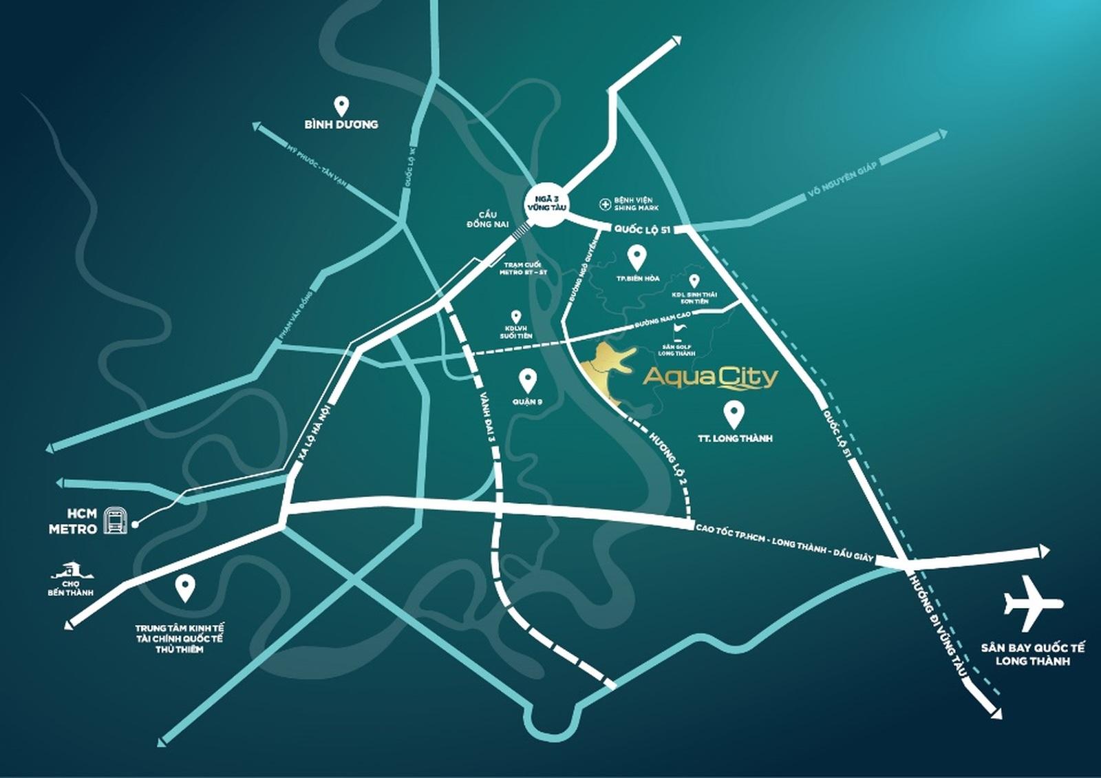 Đô thị sinh thái thông minh Aqua City: Xứng tầm đẳng cấp - Hấp dẫn đầu tư - 2