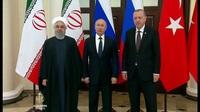 """Tổng thống Putin lên tiếng về """"điểm nóng"""" Syria"""