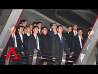 """""""Lá chắn thép"""" hùng hậu bảo vệ ông Kim Jong-un tại Singapore"""