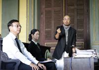 Phía Đặng Lê Nguyên Vũ không đồng ý với phương án chia tài sản do phía nguyên đơn đưa ra.