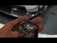 Chiếc khoá bấm đặc biệt của siêu xe Koenigsegg Jesko