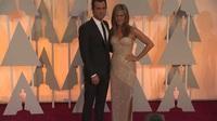 Jennifer Aniston dự giải Oscar