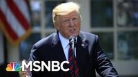 """Ông Trump nói về kế hoạch nhập cư """"dựa trên năng lực"""""""