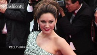 Kelly Brook dự LHP Cannes