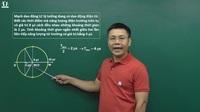 Ôn thi THPT Quốc gia môn Vật lý  (phần 4)