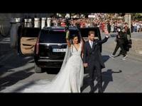 Đám cưới của Sergio Ramos