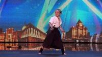 Jesse Jane McParland tại cuộc thi Tìm kiếm Tài năng Anh 2015
