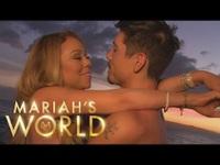 Mariah Carey khóa môi tình trẻ kém 13 tuổi