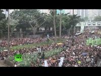 Người Hong Kong biểu tình rầm rộ phản đối dự luật dẫn độ