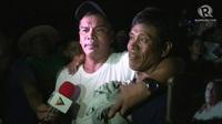 Ngư dân Philippines trở về sau vụ va chạm với tàu Trung Quốc trên Biển Đông