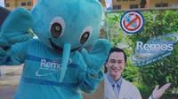 """Chiến dịch """"Remos – Bảo vệ gia đình khỏi mọi vấn đề do muỗi"""""""