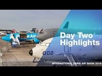 Những điểm nhấn của Triển lãm Hàng không Paris ngày 2