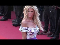 Victoria Silvstedt dự LHP Cannes